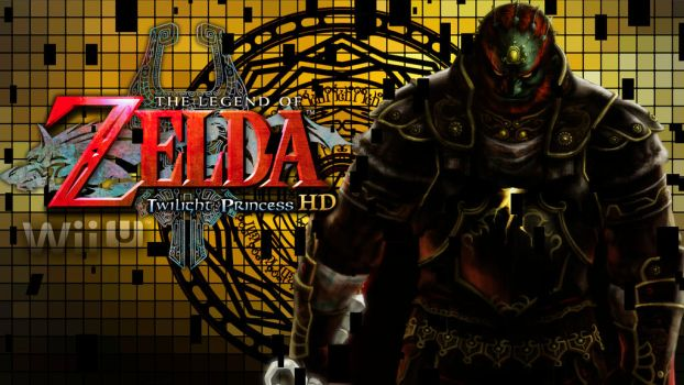 TLoZ Twilight Princess HD | Ganondorf by Link-LeoB