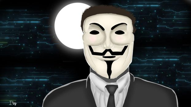 Anonymous by iTayxDesignx