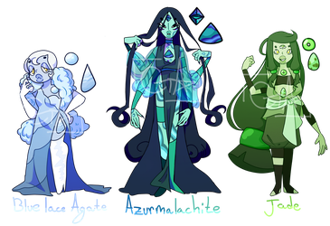 fusion gem adopts!! (0/3 CLOSED) by garbagedeity