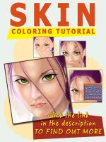 Digital Painting Tutorial_Skin by popnicute