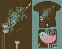 underwater birds at Allmightys by a-mar-illo