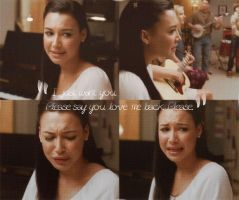 Brittana: I Just Want You by kbcfan4