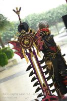 Haseo Project by Amethyst-Team