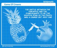 Game Of Crowns by schizmatic