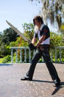 Squall - Gunblade Specialist by Argnarock