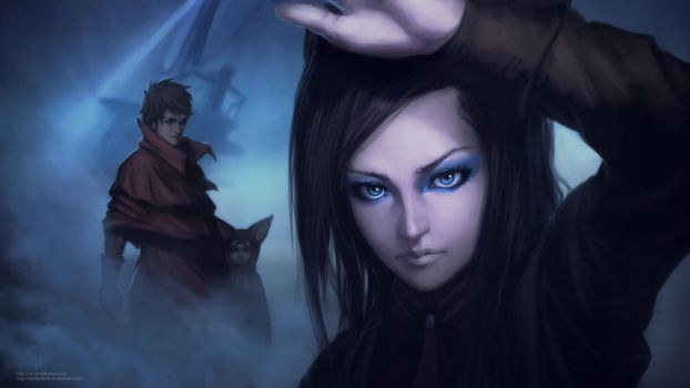 ErgoProxy by KostanRyuk