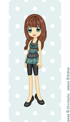 Dress by thth18 by Shivatific