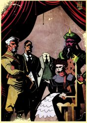 League Of Extraordinary Gentlemen by BOTAGAINSTHUMANITY