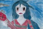 Marceline it came from the nightosphere by MarcyEveret