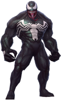 Marvel Future Fight - Venom PNG by DavidBksAndrade