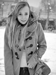 winter by Clergna