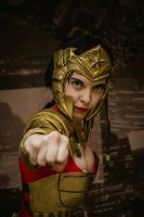 Diana - Injustice by shua-cosplay