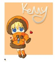 SP- Kenny Genderbent by FishHeadThe3rdAndCo