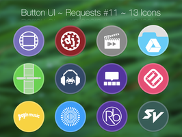 Button UI ~ Requests #11 by BlackVariant