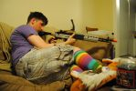 Can you play airsoft in slippers? by Sanctimoniously