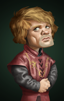 Tyrion by Henkkab