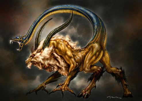 Chimera by andyparkart