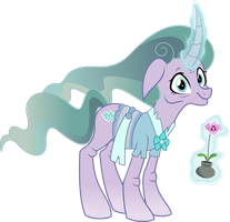 MLP Vector - Mistmane #2 by jhayarr23
