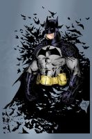 Batman Untold Colors by comic-eeb