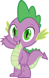 Spike the Dragon! by jlryan