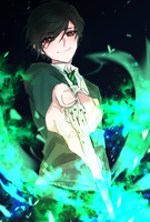 tom riddle by gongyo