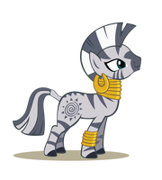 Zecora revectorized by Kna