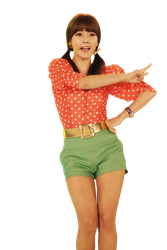 Soyeon #1 PNG by tombiheo