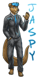 jaspy badge by bingles