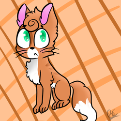 Mr Cat Redraw by puppylover17YT45