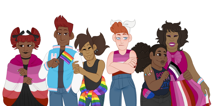 bloodwood pride group 1 by killclown