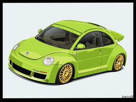 Green Beetle RSI by bem69