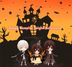 Vampire Knight Halloween by Sagakure
