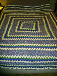 Afghan finally finished by bhudicae