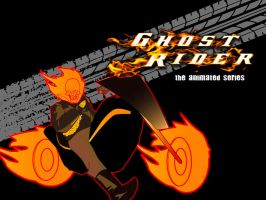 Ghost Rider - The Animated Series? by ArtbotDC