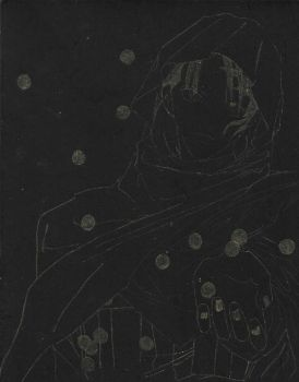 FFVIII: x ZELL Scratch Board x by Before-I-Sleep