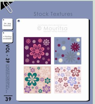 Texture Pack - Vol 39 by iMouritsa