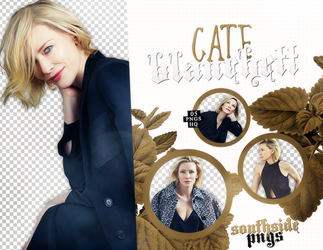 Png Pack 3960 - Cate Blanchett by southsidepngs