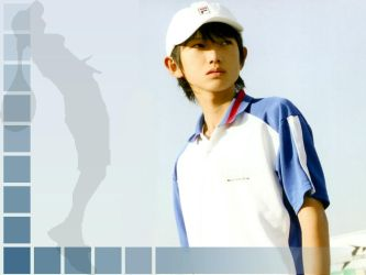 The Prince of Tennis by shioan