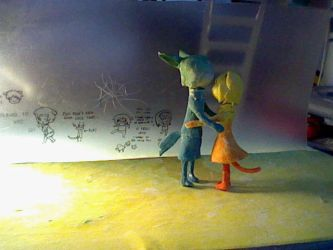 Draw with me handmake figures finished 2 by AmakiCandyBrain