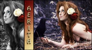 Aerith by xJessey