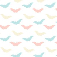 Pastel Bats by apparate