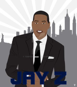 Suite and Tie - Jay Z by Tempest116