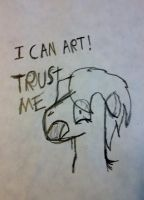 I Can Art by Gab1231