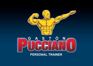 Gaston Pucciano Logo by JPGArt