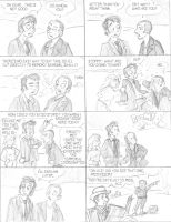 Doctor Who Comic - Page 002 by Gorpo