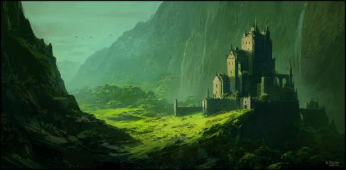 The Last Fortress by andreasrocha