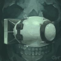 Infernal Contraption by ChrisReach