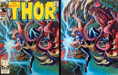Thor side-by-side by timswit