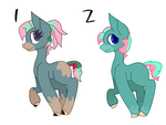 Breeding Chart Adopts (2/2 Open) by Wildfire-Crossox