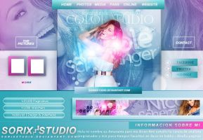 IDClasicColorVisual by SorixStudio